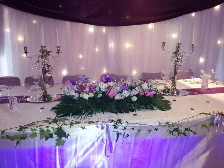Wedding table 1