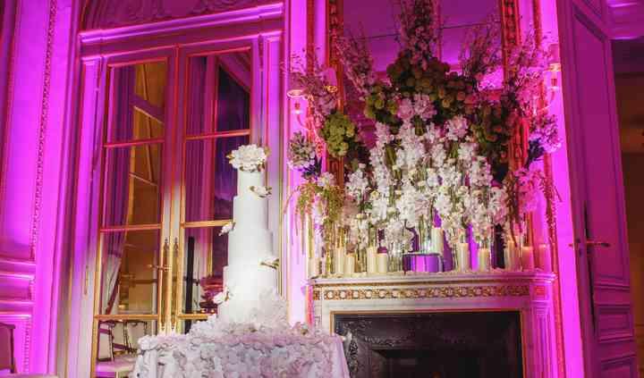 Mariage à l'hôtel de Crillon