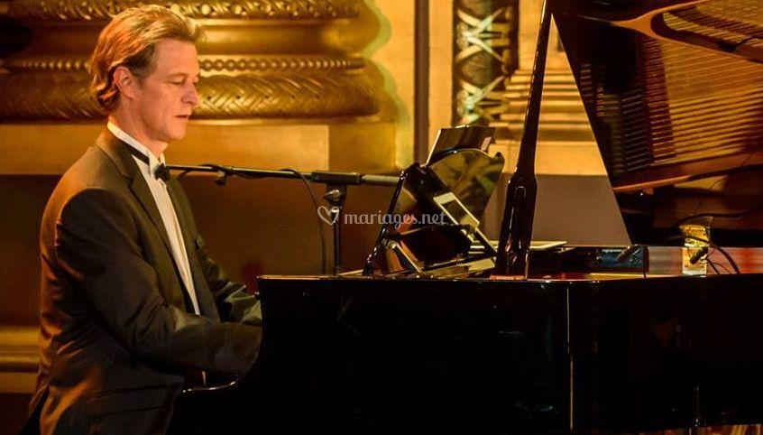 François B. pianiste