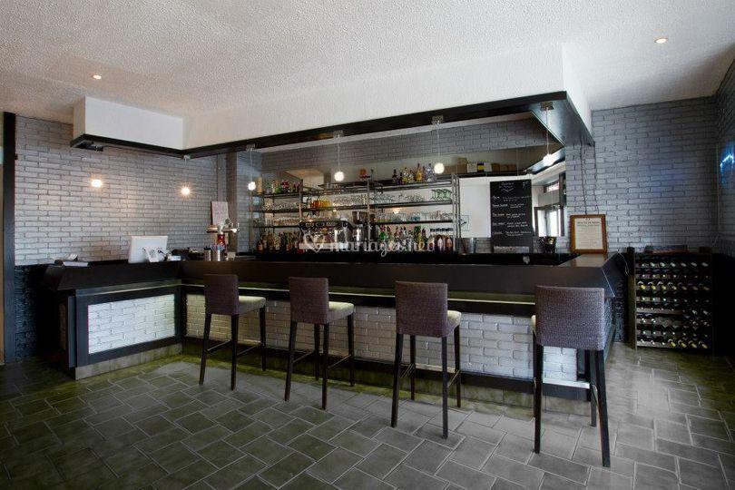 Bar entrée