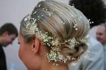 5 coiffures de mari�e tendance �t� 2012