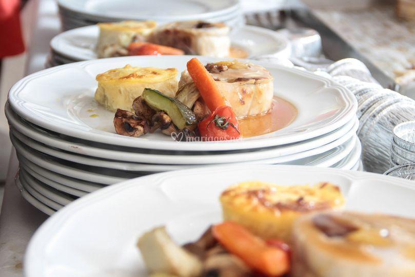 Plat - Banquet