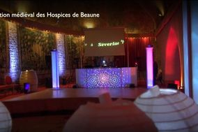 Danse Ambiance Sound Light Video