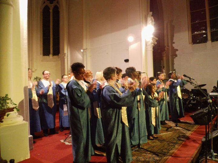 Présence en chœur