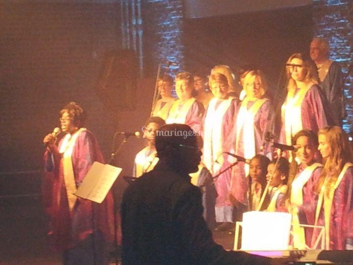 Chorale en concert