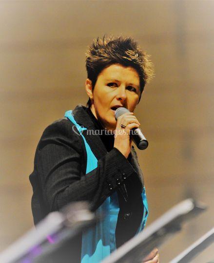 Sandrine, soprane
