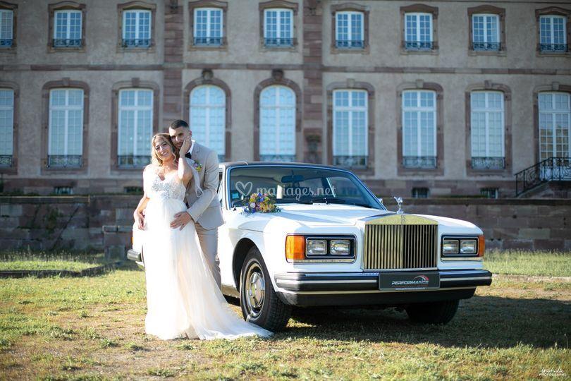 Rolls Royce Silver Spur 1982