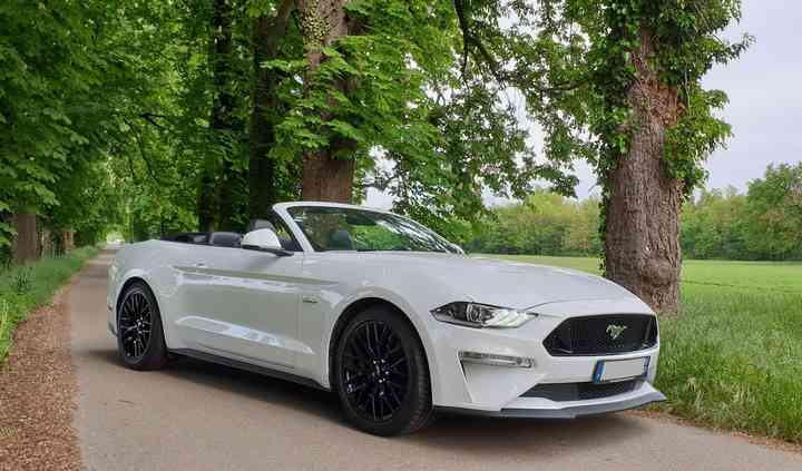 Ford Mustang 5.0 V8 2019