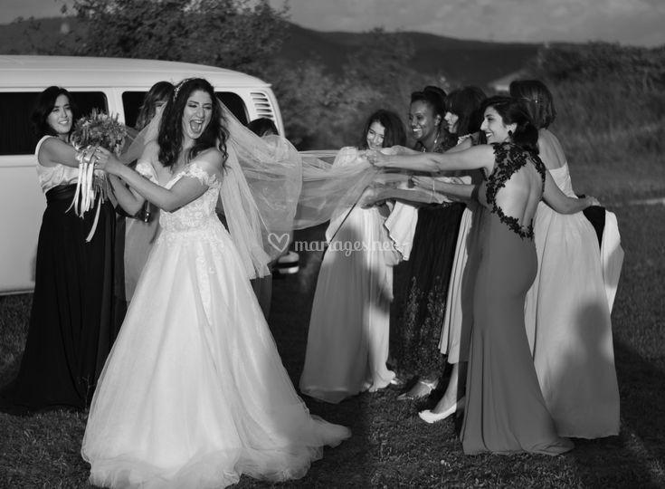 Mariage à Istanbul