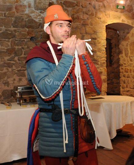 Amaury magie Médiévale