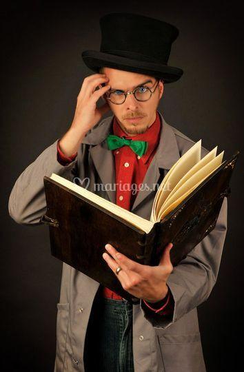 Amaury magie jeune public