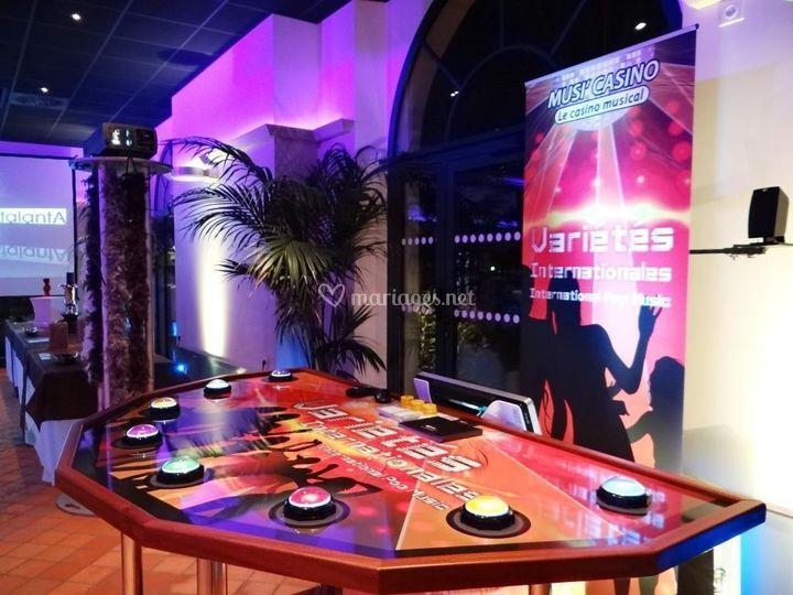 Music Vegas Casino Musical
