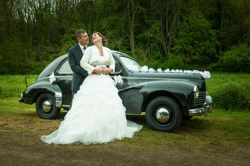 Mariage heureux...