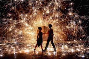 Fusion Arts - Spectacle de feu et de lumière LED