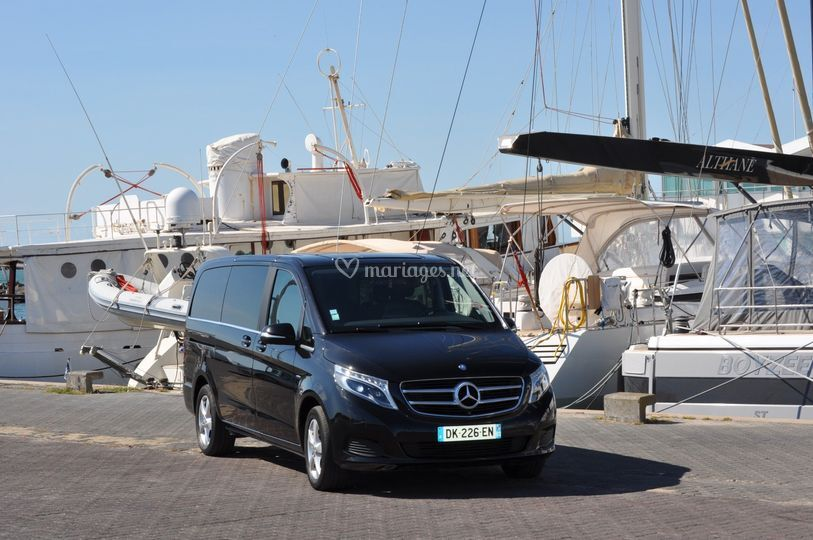 Au port du Cap D'Agde