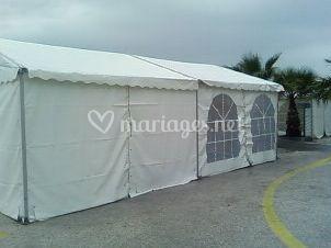 Tente 5mx4m