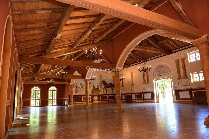 La Salle des Fresques