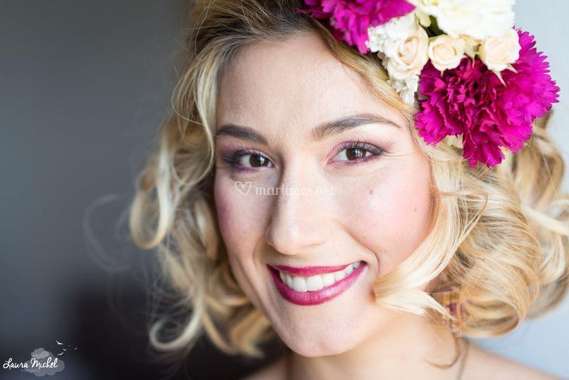 Maquillage mariée Montpellier