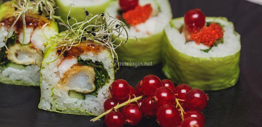 Création Sushi