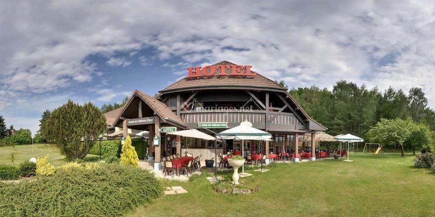 Hôtel Restaurant Le Relais des Châteaux Forts