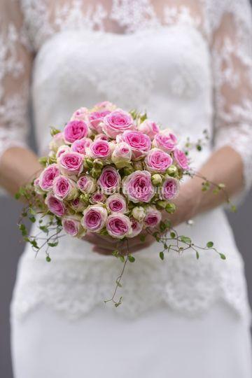 Bouquet de roses mimi Eden