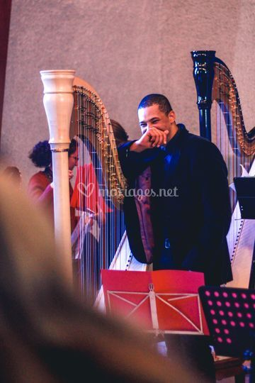 Concert tango et harpes