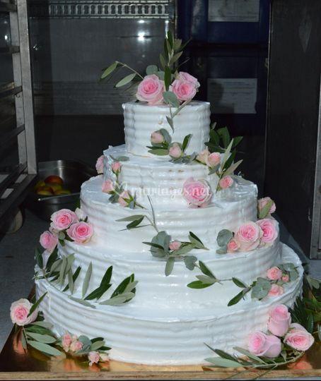 Décoration du gâteau !