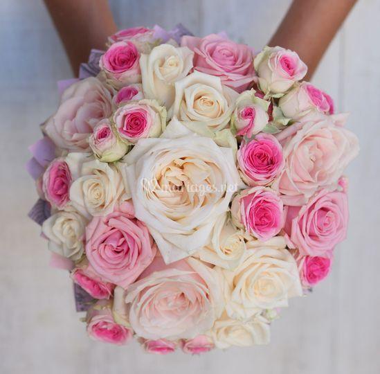 Tout de roses