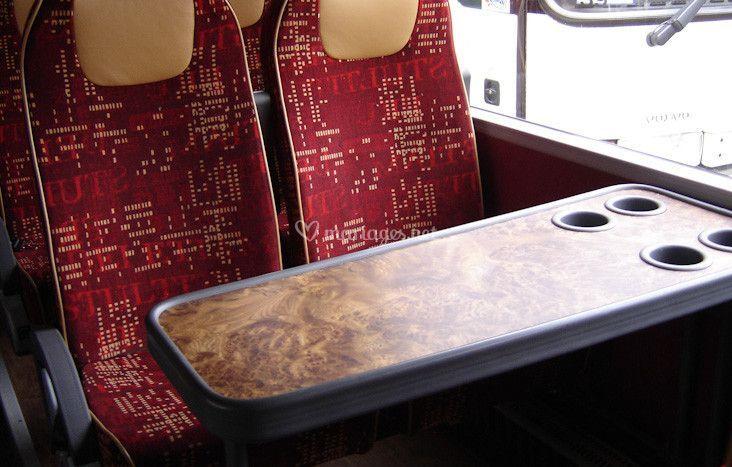Confort pour les voyageurs