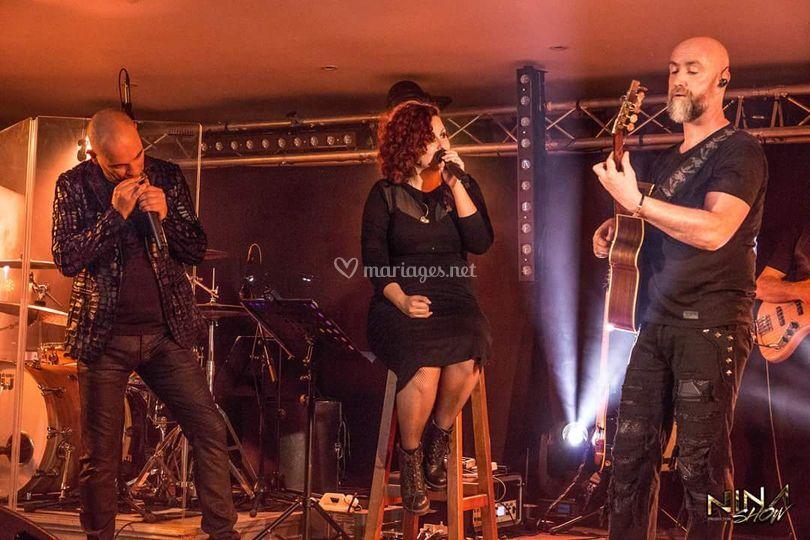 Play version acoustique trio