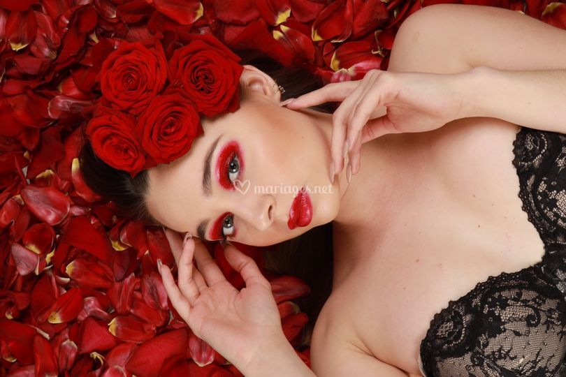 Laura Chevallier maquillage