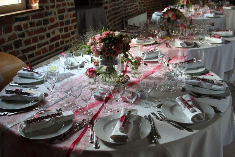 Présentation d'une table