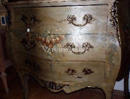 Atelier guigue for Restauration meubles peints