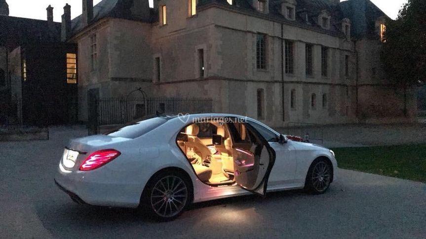 Mercedes S-Class intérieur