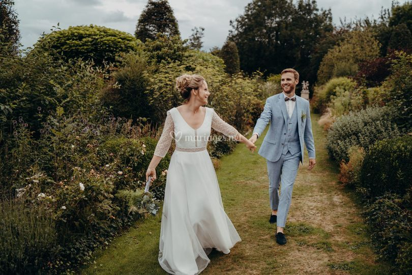 Les beaux mariés
