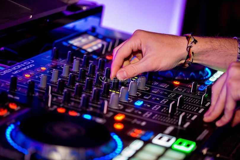 Mixage Live