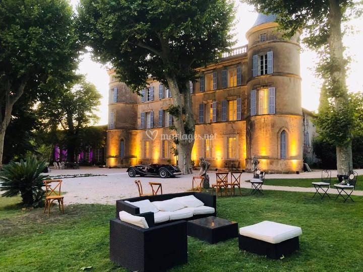 Mariage 2019 Château Robernier