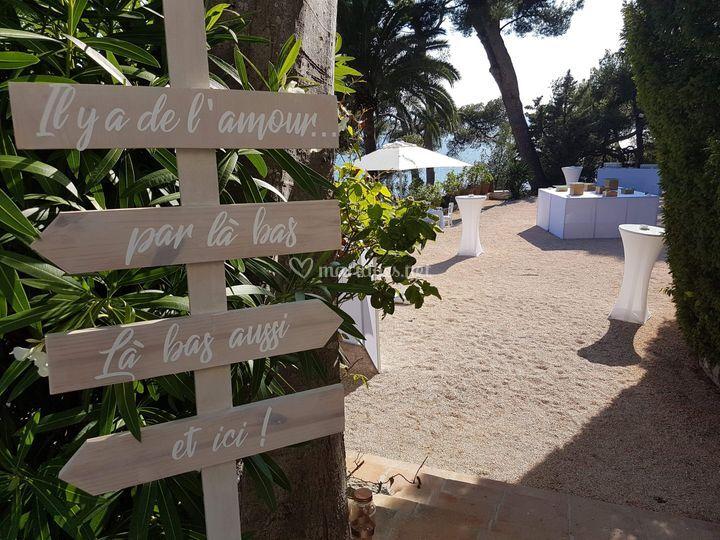 Mariage 2018 - Cap Brun