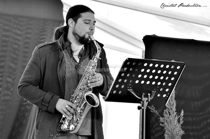 Nico dj pro / saxo live
