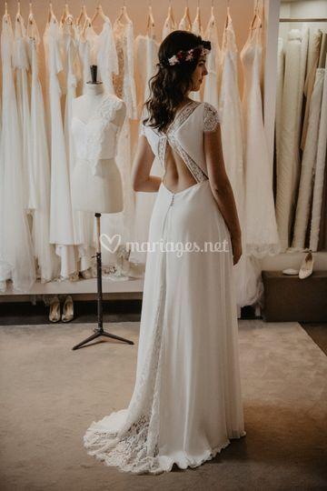 Angeola robe de mariée Venus