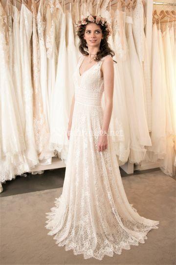 Angeola robe de mariée Dana