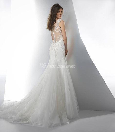 Robe de mariée Seila