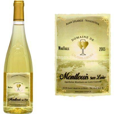 Montlouis Moelleux 2003 ou 05