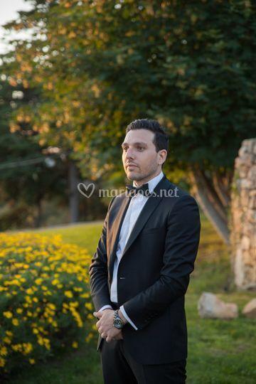 Domaine du Mont-Leuze wedding