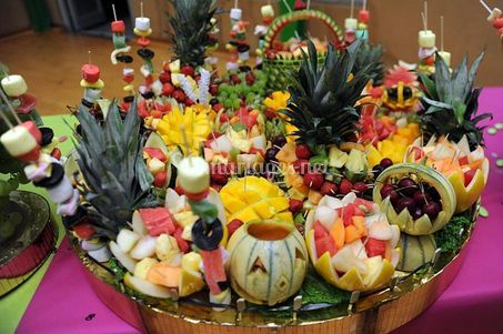 Des fruits de table