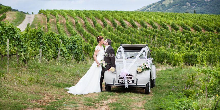 Mariage en Ardèche