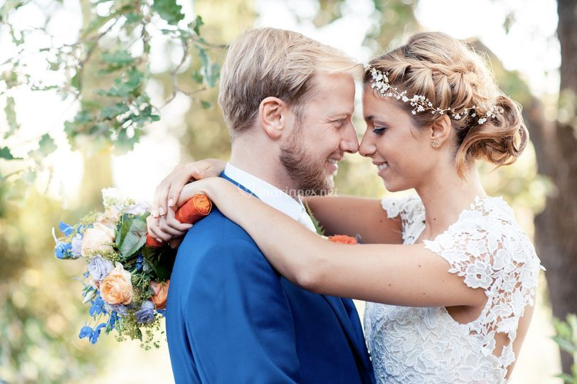 Mariage chic et romantique