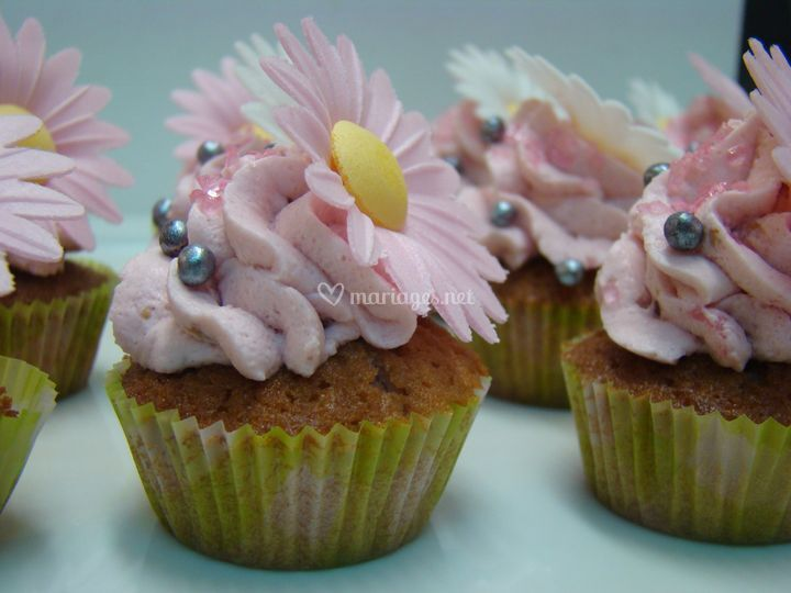 Nos cupcakes