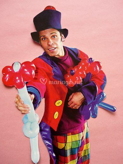 Clown Luigi