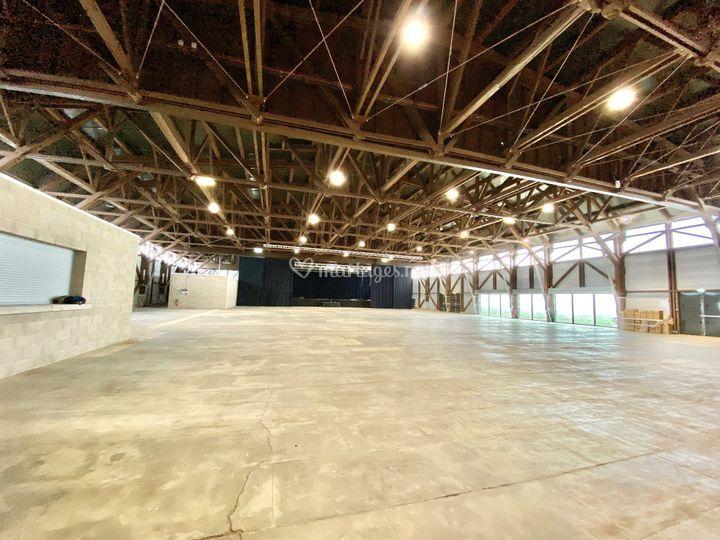 Le Hangar du Fort